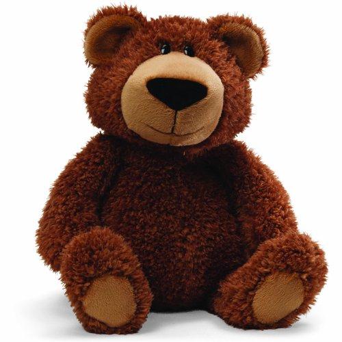 ガンド ぬいぐるみ リアル お世話 かわいい 【送料無料】GUND 'Hubble' Brown Teddy Bear Plushガンド ぬいぐるみ リアル お世話 かわいい
