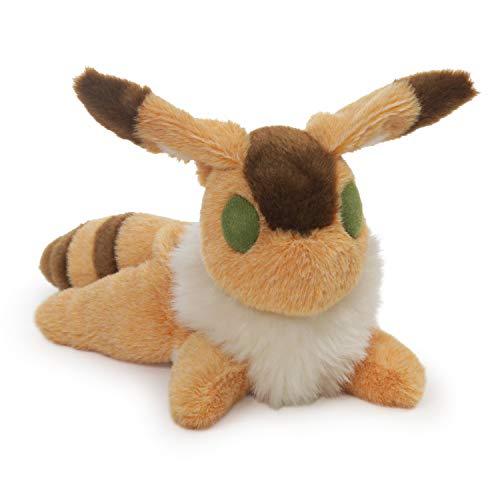 ガンド ぬいぐるみ リアル お世話 かわいい 【送料無料】GUND Studio Ghibli Castle in The Sky Teto Fox Squirrel Beanbag Stuffed Animal, 10