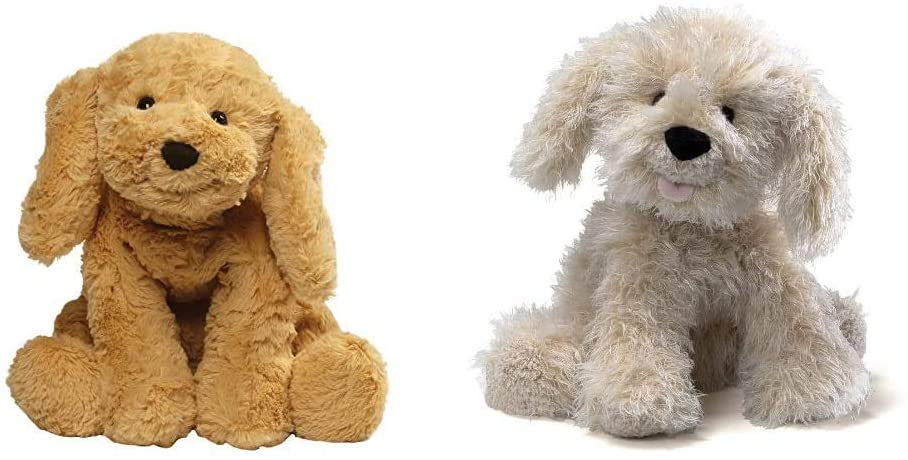 ガンド ぬいぐるみ リアル お世話 かわいい 【送料無料】GUND Cozys Collection Puppy Dog Stuffed Animal Plush, Tan, 10