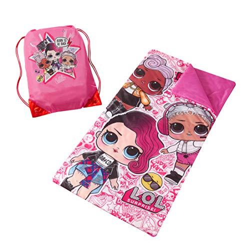 エルオーエルサプライズ 人形 ドール 【送料無料】LOL Surprise Sling Bag Slumber Set, Pinkエルオーエルサプライズ 人形 ドール