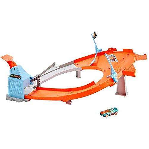 ホットウィール マテル ミニカー ホットウイール 【送料無料】Hot Wheels Track Set Collection Drift Master Champion Action Playset GBF84 - Authentic Drifting Actionホットウィール マテル ミニカー ホットウイール