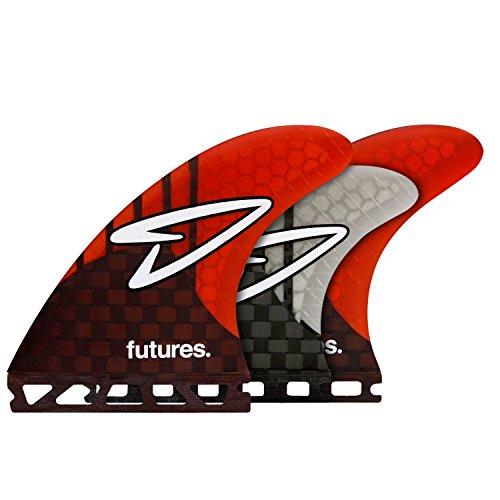 サーフィン フィン マリンスポーツ Futures Fins - Roberts (Medium) 5-Fin Set Generation Seriesサーフィン フィン マリンスポーツ