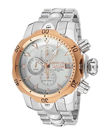インヴィクタ インビクタ ベノム 腕時計 メンズ INVICTA-10171 【送料無料】Invicta Mens Reserve Venom Limited A07 Valgranges Automatic 18k Rose Gold Bezel Watch 10171インヴィクタ インビクタ ベノム 腕時計 メンズ INVICTA-10171