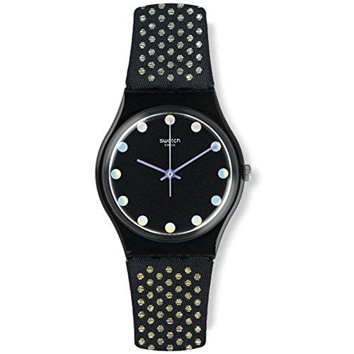 スウォッチ 腕時計 レディース 夏の腕時計特集 GB293 【送料無料】Swatch Originals Quartz Movement Black Dial Unisex Watch GB293スウォッチ 腕時計 レディース 夏の腕時計特集 GB293