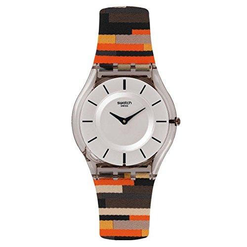 スウォッチ 腕時計 レディース 夏の腕時計特集 SFM133 【送料無料】Swatch Skin Patchwork watch SFM133スウォッチ 腕時計 レディース 夏の腕時計特集 SFM133
