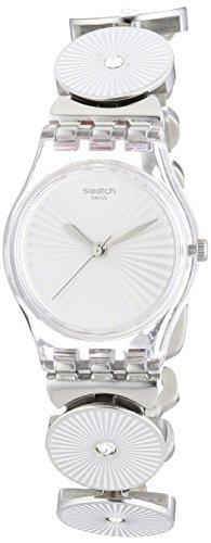 スウォッチ 腕時計 レディース Disco Lady Swatch Disco Lady Ladies Watch LK339Gスウォッチ 腕時計 レディース Disco Lady