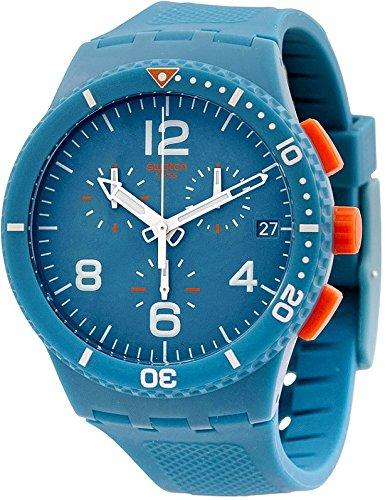 スウォッチ 腕時計 レディース SUSN406 【送料無料】Swatch SUSN406 Patmos Unisex Watchスウォッチ 腕時計 レディース SUSN406