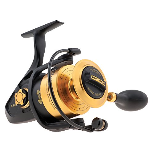リール ペン Penn 釣り道具 フィッシング 1259876 Penn 1259876 Spinfisher V Spinning Fishing Reel, 6500リール ペン Penn 釣り道具 フィッシング 1259876