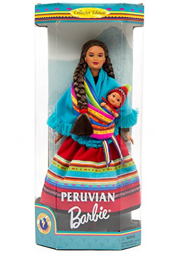 バービー バービー人形 ドールオブザワールド ドールズオブザワールド ワールドシリーズ 21506 Peruvian Barbie - Dolls of the World Collection - Collector Editionバービー バービー人形 ドールオブザワールド ドールズオブザワールド ワールドシリーズ 21506