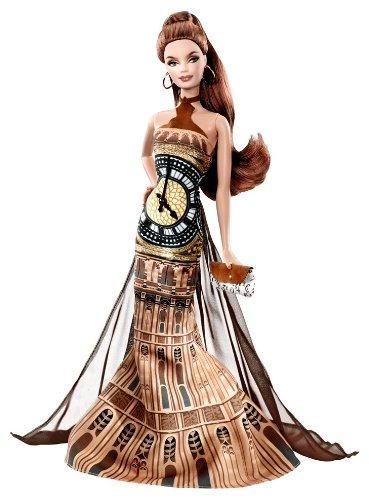 バービー バービー人形 ドールオブザワールド ドールズオブザワールド ワールドシリーズ T2151 Barbie Collector Dolls of the World Big Ben Dollバービー バービー人形 ドールオブザワールド ドールズオブザワールド ワールドシリーズ T2151