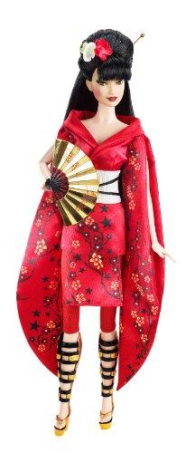 バービー バービー人形 ドールオブザワールド ドールズオブザワールド ワールドシリーズ V5004 Barbie Collector Dolls of the World Japan Dollバービー バービー人形 ドールオブザワールド ドールズオブザワールド ワールドシリーズ V5004
