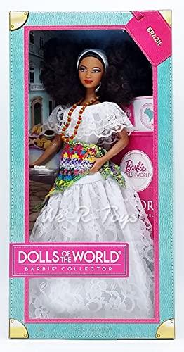 【メール便送料無料対応可】 バービー バービー人形 バービー人形 World ドールオブザワールド ドールズオブザワールド ワールドシリーズ W3445 Label Barbie Collector 2012 Dolls of the World Pink Label - Brazilバービー バービー人形 ドールオブザワールド ドールズオブザワールド ワールドシリーズ W3445, 和気郡:1caf0d6b --- fabricadecultura.org.br