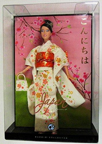 バービー バービー人形 ドールオブザワールド ドールズオブザワールド ワールドシリーズ Platinum Label Japan Barbie Doll - Dolls of the Worldバービー バービー人形 ドールオブザワールド ドールズオブザワールド ワールドシリーズ