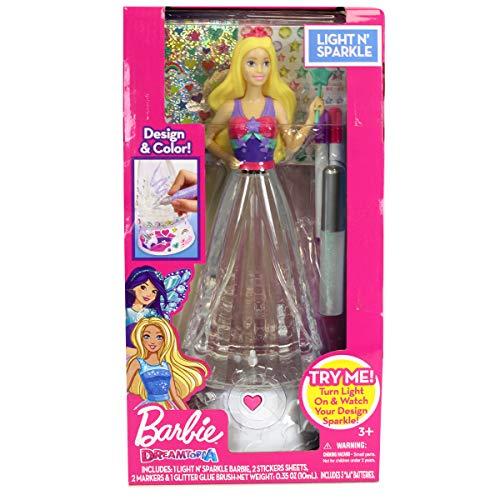バービー バービー人形 【送料無料】Mattel Barbie Light N Sparkleバービー バービー人形