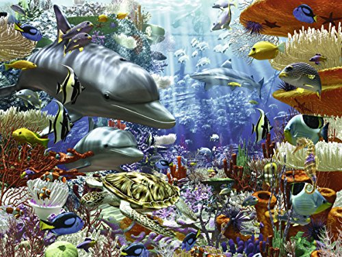 Adults Piece Wonders ? Puzzle Together for Softclick Means Oceanic 【送料無料】Ravensburger 3000 海外製 Technology Pieces Perfectlyジグソーパズル ジグソーパズル アメリカ アメリカ 海外製 Fit Jigsaw