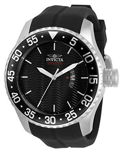 腕時計 インヴィクタ インビクタ プロダイバー メンズ 【送料無料】Invicta Pro Diver Quartz Black Dial Men's Watch 32658腕時計 インヴィクタ インビクタ プロダイバー メンズ