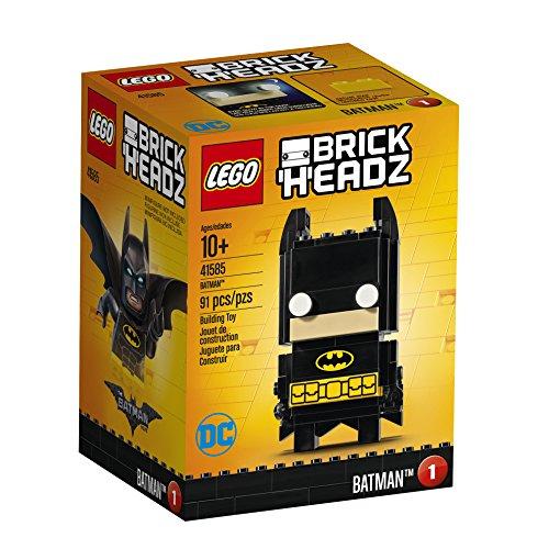 無料ラッピングでプレゼントや贈り物にも 逆輸入並行輸入送料込 レゴ 低価格 在庫一掃売り切りセール 送料無料 LEGO 41585 Building Kitレゴ BrickHeadz Batman