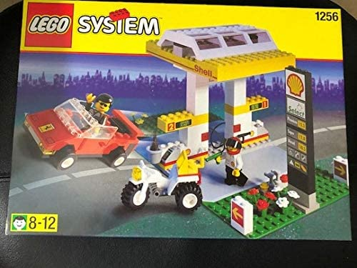 レゴ 【送料無料】LEGO Town Shell Promo 1256 Gas Pumpsレゴ