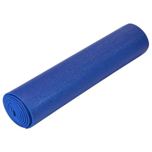 ヨガマット フィットネス 【送料無料】Yoga Direct Extra Wide Yoga Mat, Blueヨガマット フィットネス