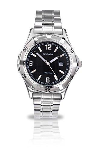 腕時計 セコンダ イギリス メンズ 【送料無料】Sekonda Men's Sports Watch 3329.27腕時計 セコンダ イギリス メンズ