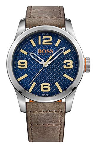 ヒューゴボス 高級腕時計 メンズ 1513352 【送料無料】Boss Orange PARIS 1513352 Mens Wristwatch Solid Caseヒューゴボス 高級腕時計 メンズ 1513352