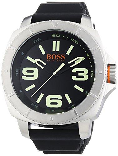 ヒューゴボス 高級腕時計 メンズ 1513107 Boss Orange Sao Paulo 1513107 Mens Wristwatch Solid Caseヒューゴボス 高級腕時計 メンズ 1513107