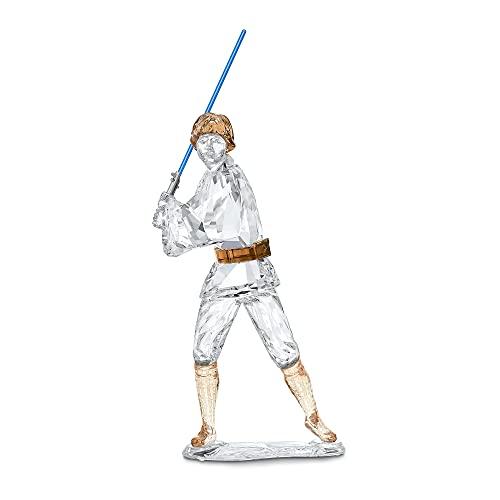 無料ラッピングでプレゼントや贈り物にも 40%OFFの激安セール 逆輸入並行輸入送料込 スワロフスキー クリスタル 置物 SWAROVSKI インテリア 送料無料 Swarovski Sizeスワロフスキー Multi Wars Skywalker Luke Star - 内祝い One