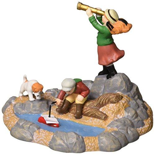 デパートメント56 Department 56 置物 インテリア 海外モデル 【送料無料】Department 56 Dickens Warmouths' Discovery Bay Figurine Village Accessory, Multicoloredデパートメント56 Department 56 置物 インテリア 海外モデル