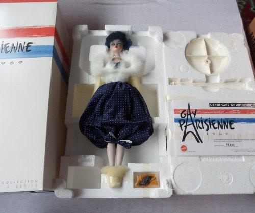 バービー バービー人形 【送料無料】Gay Parisienne Porcelain Barbieバービー バービー人形