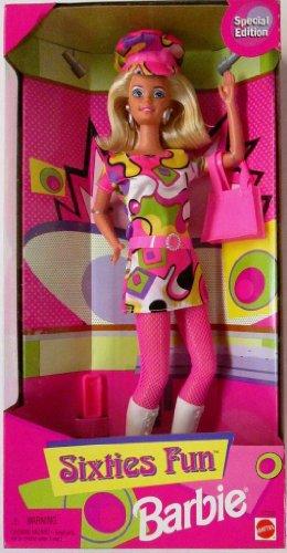 バービー バービー人形 【送料無料】Sixties Fun Barbie Special Editionバービー バービー人形