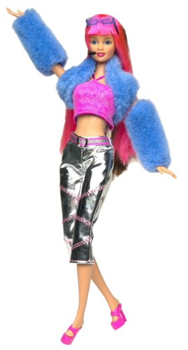 バービー バービー人形 【送料無料】Barbie Jam'n Glam TERESA DOLL With HAIR EXTENSIONS by Mattelバービー バービー人形