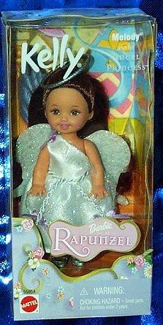 バービー バービー人形 【送料無料】Barbie Kelly Melody as the Angel Princess in Repunzel Dollバービー バービー人形