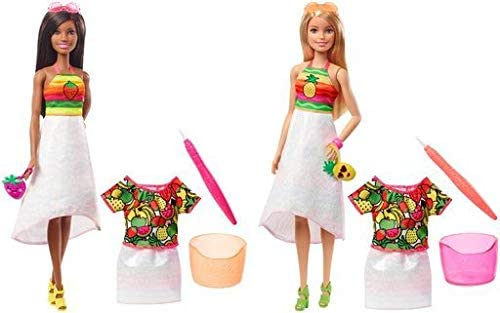 バービー バービー人形 日本未発売 プレイセット アクセサリ 【送料無料】Barbie Crayola Rainbow Fruit Surprise Assortmentバービー バービー人形 日本未発売 プレイセット アクセサリ