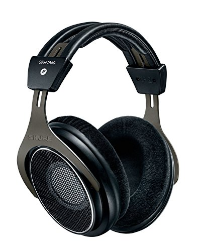 海外輸入ヘッドホン ヘッドフォン イヤホン 海外 輸入 SRH1840 Shure SRH1840 Professional Open Back Headphones (Black)海外輸入ヘッドホン ヘッドフォン イヤホン 海外 輸入 SRH1840