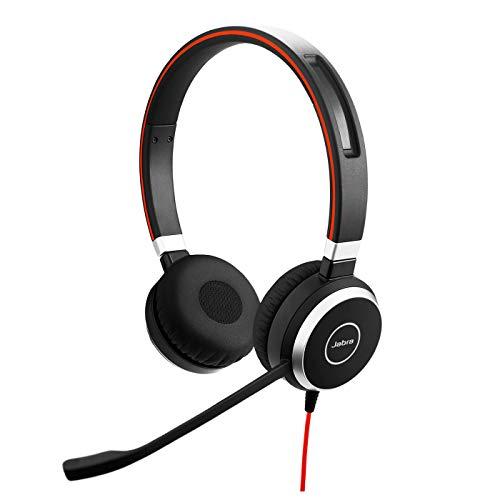 ノイズキャンセルヘッドホン ヘッドフォン イヤホン 海外 輸入 52653 GN Netcom Jabra Evolve 40 MS Stereo Wired Headsetノイズキャンセルヘッドホン ヘッドフォン イヤホン 海外 輸入 52653