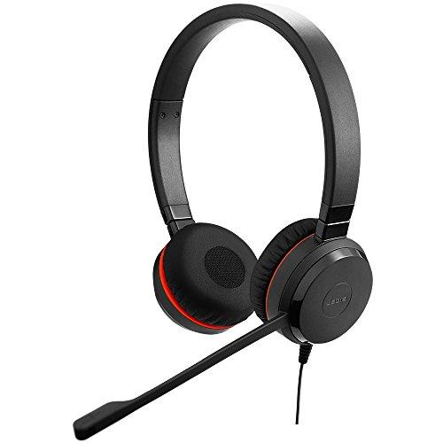 ノイズキャンセルヘッドホン ヘッドフォン イヤホン 海外 輸入 5399-829-209 Jabra Evolve 30 UC Stereo Headset, Black (5399-829-209)ノイズキャンセルヘッドホン ヘッドフォン イヤホン 海外 輸入 5399-829-209