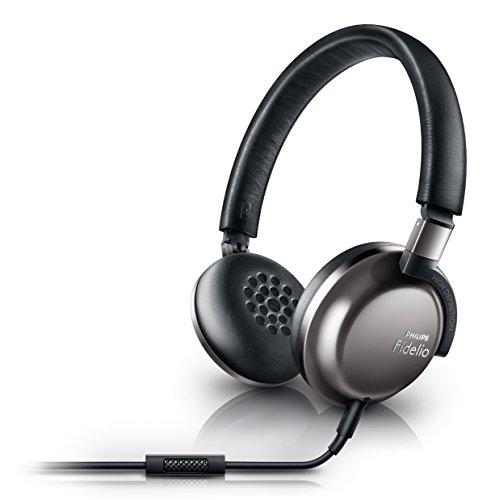 ノイズキャンセルヘッドホン ヘッドフォン イヤホン 海外 輸入 F1/00 PHILIPS Sealed Headphone ? On-Ear/Hi-res Sound Source corresponding/Remote Control with Microphone/Folding Fidelio F1ノイズキャンセルヘッドホン ヘッドフォン イヤホン 海外 輸入 F1/00