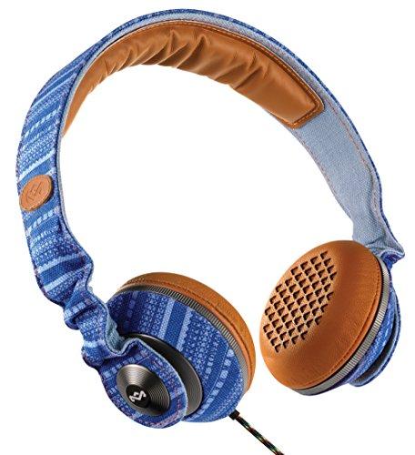 ノイズキャンセルヘッドホン ヘッドフォン イヤホン 海外 輸入 EM-JH053-SK House of Marley EM-JH053-SK Riddim Sky On-Ear Headphonesノイズキャンセルヘッドホン ヘッドフォン イヤホン 海外 輸入 EM-JH053-SK