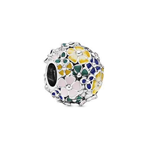 無料ラッピングでプレゼントや贈り物にも 逆輸入並行輸入送料込 パンドラ ブレスレット 送料込 アクセサリー ブランド かわいい 送料無料 Jewelry Silver 激安通販ショッピング Flower Pandora Sterling Bouquet Charmパンドラ