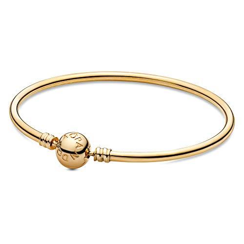 ブレスレット 【送料無料】Pandora アクセサリー Charm Bangle Jewelry Bracelet, ブランド 6.7