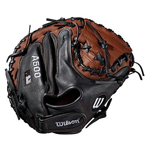 無料ラッピングでプレゼントや贈り物にも 逆輸入並行輸入送料込 新作 大人気 新作送料無料 グローブ キャッチャーミット ウィルソン 野球 ベースボール 送料無料 Wilson A500 32