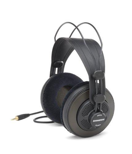 DJヘッドホン ヘッドフォン 海外 輸入 SR850 Samson SR850 Semi-Open-Back Studio Reference HeadphonesDJヘッドホン ヘッドフォン 海外 輸入 SR850