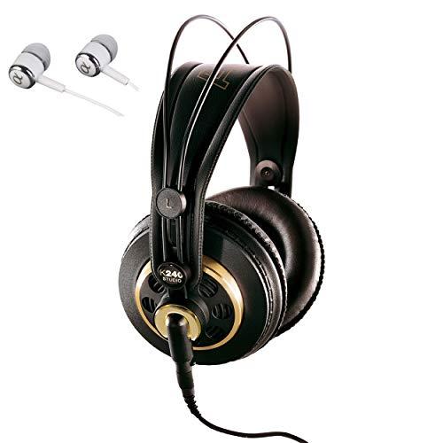 DJヘッドホン ヘッドフォン 海外 輸入 K81DJ AKG K81DJ Closed-Back Folding DJ Headphone (Discontinued by Manufacturer)DJヘッドホン ヘッドフォン 海外 輸入 K81DJ