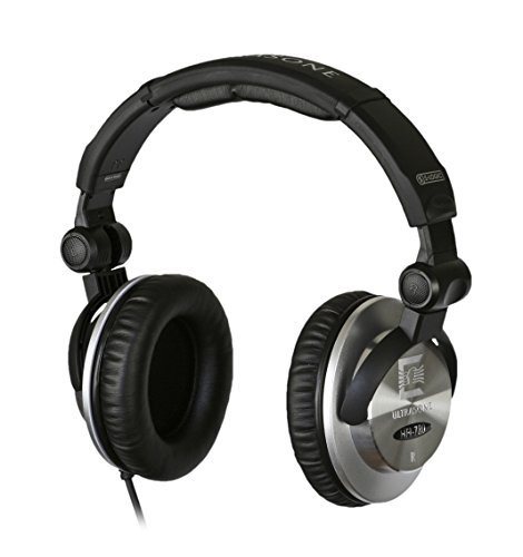 DJヘッドホン ヘッドフォン 海外 輸入 HFI-780 Ultrasone HFI-780 S-Logic Surround Sound Professional Closed-back Headphones with Transport BagDJヘッドホン ヘッドフォン 海外 輸入 HFI-780