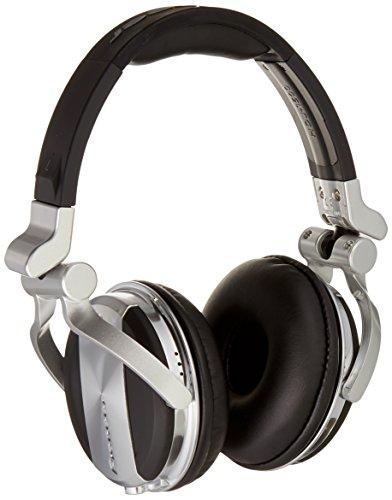DJヘッドホン ヘッドフォン 海外 輸入 HDJ-1500-S Pioneer HDJ-1500-S Professional DJ Headphones - Deep SilverDJヘッドホン ヘッドフォン 海外 輸入 HDJ-1500-S