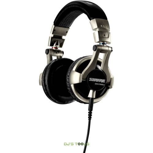 DJヘッドホン ヘッドフォン 海外 輸入 SRH750DJ-E Shure SRH750DJ-E Headphones(International Version)DJヘッドホン ヘッドフォン 海外 輸入 SRH750DJ-E
