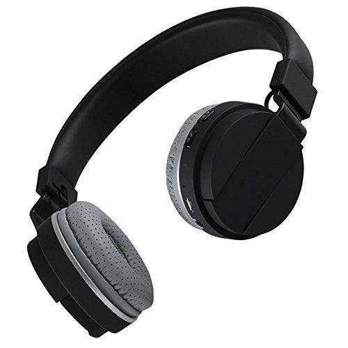 イヤホン 海外 輸入 Feicuan Bluetooth Wireless Headphone Headhand Folding Stereo Headset Universal for Phone Computer -Blackイヤホン 海外 輸入