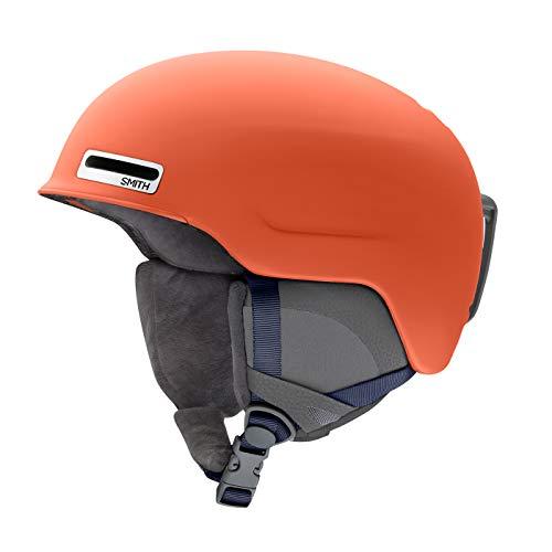 無料ラッピングでプレゼントや贈り物にも 国際ブランド 逆輸入並行輸入送料込 スノーボード ウィンタースポーツ ディスカウント 海外モデル ヨーロッパモデル アメリカモデル 送料無料 Smith Matte Red Smallスノーボード Rock Snow Helmet Maze -