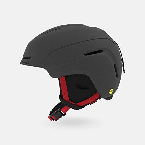 無料ラッピングでプレゼントや贈り物にも。逆輸入並行輸入送料込 スノーボード ウィンタースポーツ 海外モデル ヨーロッパモデル アメリカモデル 【送料無料】Giro Neo Jr. MIPS Youth Snow Helmet - Matte Graphite/Bright Red - Size M (55.5?5スノーボード ウィンタースポーツ 海外モデル ヨーロッパモデル アメリカモデル