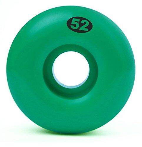 無料ラッピングでプレゼントや贈り物にも 逆輸入並行輸入送料込 ウィール ブランド品 タイヤ スケボー スケートボード 海外モデル 送料無料 Form Premium 52MM and Skate Choose - 割引 Color Green Urethane Size Wheels